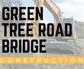 Green Tree Road Bridge Construction